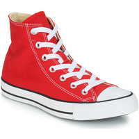 Chaussures Baskets montantes Converse - CHUCK TAYLOR ALL STAR CLASSIC Rouge