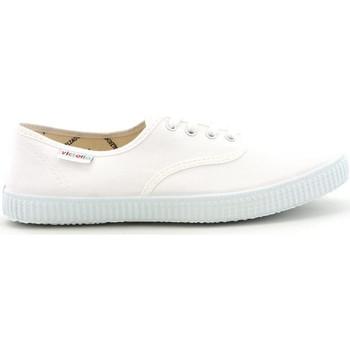 Chaussures Tennis Victoria VICTORIA - TENNIS EN TOILE Blanc
