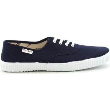 Chaussures Tennis Victoria VICTORIA - TENNIS EN TOILE Bleu
