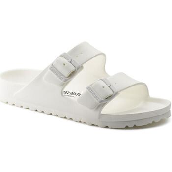 Chaussures Femme Mules Birkenstock arizona eva Blanc