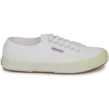 Chaussures Baskets basses Superga 2750 - classic - Blanc