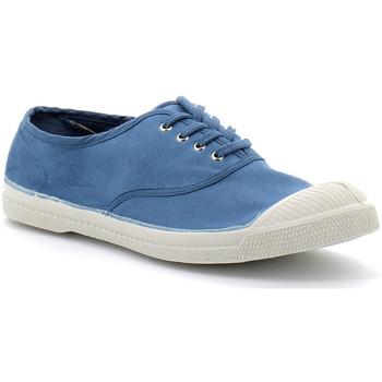 Chaussures Femme Tennis Bensimon lacet Bleu
