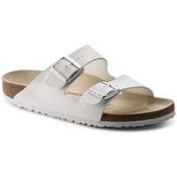 Chaussures Mules Birkenstock - ARIZONA Blanc