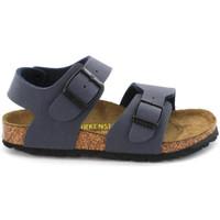 Chaussures Enfant Sandales et Nu-pieds Birkenstock new york Bleu