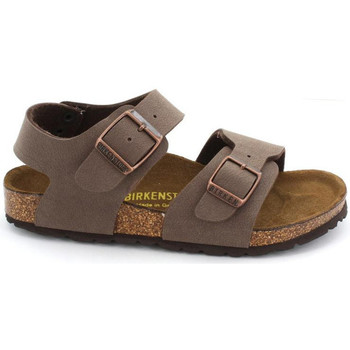 Chaussures Enfant Sandales et Nu-pieds Birkenstock new york Marron