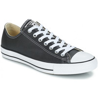 Chaussures Baskets basses Converse chuck taylor all star leather Noir