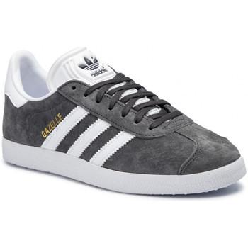 Chaussures Baskets basses adidas Originals chaussure gazelle Gris