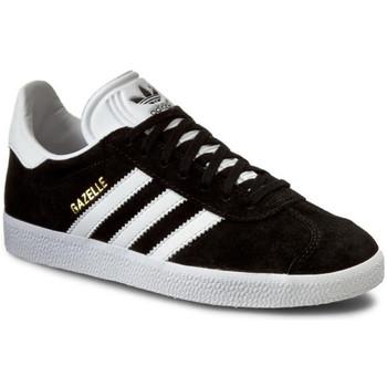 Chaussures Baskets basses adidas Originals chaussure gazelle Noir