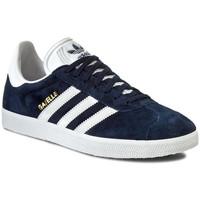 Chaussures Baskets basses adidas Originals chaussure gazelle Bleu