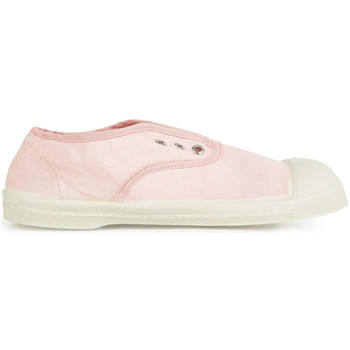 Chaussures Fille Baskets basses Bensimon elly  ballerine enfant Rose