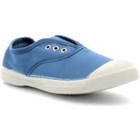 Chaussures Enfant Tennis Bensimon elly  ballerine enfant Bleu