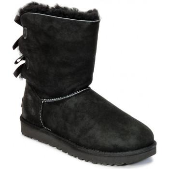 Chaussures Homme Bottes de neige UGG bailey bow Noir