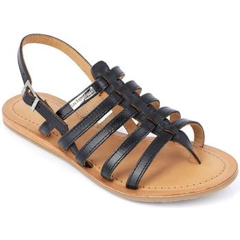 Chaussures Femme Sandales et Nu-pieds Les Tropéziennes par M Belarbi - HERIPO Noir