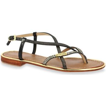 Chaussures Femme Sandales et Nu-pieds Les Tropéziennes par M Belarbi - MONACO Noir