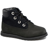 Chaussures Enfant Boots Timberland pokey pine 6in boot Noir