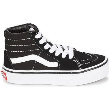 Chaussures Enfant Baskets montantes Vans sk8-hi kids Noir