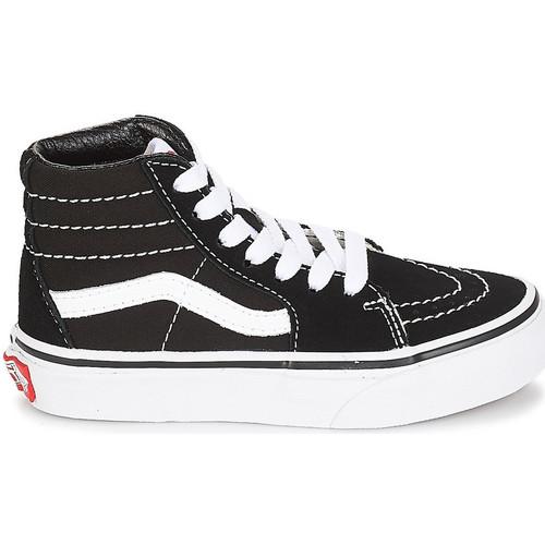 Vans sk8-hi kids Noir - Chaussures Basket montante Enfant 55,00 €