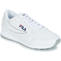 Chaussures Femme Baskets basses Fila orbit low Blanc