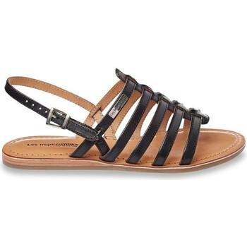 Chaussures Femme Sandales et Nu-pieds Les Tropéziennes par M Belarbi havapo Noir