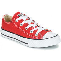 Chaussures Enfant Baskets basses Converse chuck taylor enfant Rouge