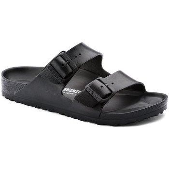 Chaussures Mules Birkenstock arizona eva Noir