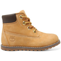 Chaussures Enfant Boots Timberland 6-inch boot avec side zip-a125q Marron