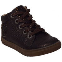 Chaussures Fille Boots Bellamy caligo Marron