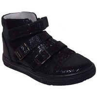 Chaussures Fille Boots Bellamy calou bleu
