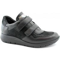 Chaussures Femme Baskets basses Grunland GRU-I19-SC4755-NE Nero