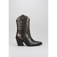 Chaussures Femme Bottes ville Bronx  Beige