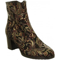 Chaussures Femme Bottines Ara Bottine 1216972-63 Multicolor