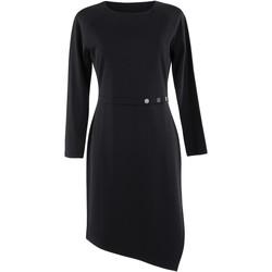 Vêtements Femme Robes Lisca Robe manches longues Estelle  noir Noir