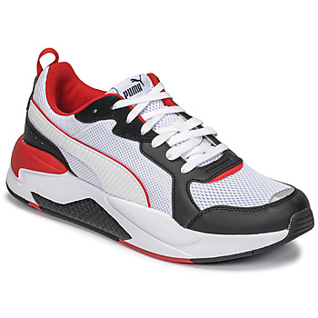 Chaussures Homme Baskets basses Puma X-RAY Blanc / Noir / Rouge