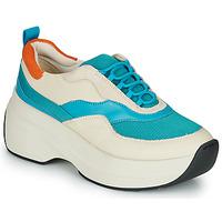 Chaussures Femme Baskets basses Vagabond SPRINT 2.0 Beige / Bleu