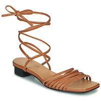 Chaussures Femme Sandales et Nu-pieds Vagabond ANNI Camel