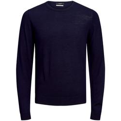 Vêtements Homme Pulls Jack & Jones Premium - pull BLEU
