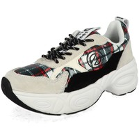 Chaussures Femme Baskets basses No Name nitro jogger proof blanc