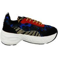 Chaussures Femme Baskets basses No Name nitro jogger wild bleu