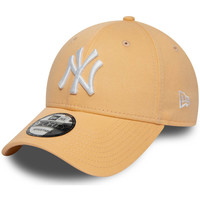 Accessoires textile Homme Casquettes New-Era Casquette 9forty Essential New York Yankees orange