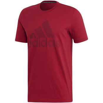 Vêtements Homme T-shirts manches courtes adidas Originals T-shirt Badge Of Sport bordeaux