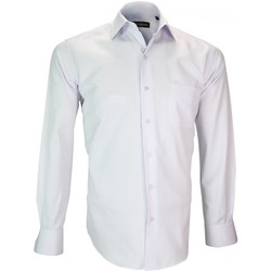 Vêtements Homme Chemises manches longues Emporio Balzani chemise repasage facile bari parme Parme