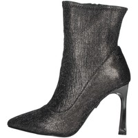 Chaussures Femme Bottines Laura Biagiotti 5723 Gris anthracite