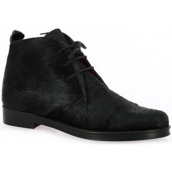 Chaussures Femme Boots Elizabeth Stuart Boots cuir Noir