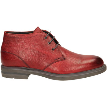 Chaussures Homme Derbies Brecos CERVO rosso
