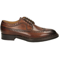 Chaussures Homme Derbies Brecos VITELLO brandy