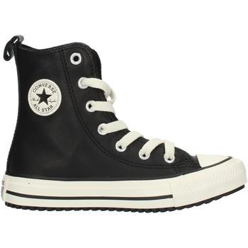 Chaussures Baskets montantes Converse 666418C Noir