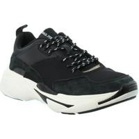 Chaussures Homme Baskets basses Pepe jeans Sneakers  ref_47203 999 Noir noir