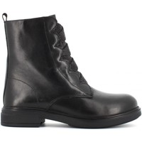 Chaussures Fille Bottes ville Gioseppo  Nero