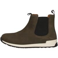 Chaussures Garçon Boots Lumberjack SB65313-001 VERT MILITAIRE