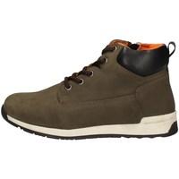 Chaussures Garçon Boots Lumberjack SB65301-001 VERT MILITAIRE